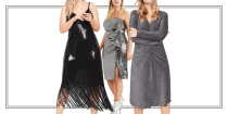 "<p>None of us could have planned for 2020, but no matter what lies ahead in 2021, it can't hurt to greet the new year with a positive mindset and a heavy dose of style (sorry, <a href=""https://www.goodhousekeeping.com/clothing/g31675246/best-sweatpants-for-women/"" rel=""nofollow noopener"" target=""_blank"" data-ylk=""slk:sweatpants"" class=""link rapid-noclick-resp"">sweatpants</a>!). Even if you're keeping it low-key on December 31st this year, your intimate gathering or Zoom celebration deserves the <a href=""https://www.goodhousekeeping.com/beauty/fashion/g25400387/new-years-eve-outfits/"" rel=""nofollow noopener"" target=""_blank"" data-ylk=""slk:perfect New Year's Eve outfit"" class=""link rapid-noclick-resp"">perfect New Year's Eve outfit</a>. Luckily, there's plenty of time to go shopping for super-cute <a href=""https://www.goodhousekeeping.com/holidays/g29775277/cute-new-years-eve-dresses/"" rel=""nofollow noopener"" target=""_blank"" data-ylk=""slk:New Year's Eve dresses"" class=""link rapid-noclick-resp"">New Year's Eve dresses</a> regardless of your plans. Below, you'll find shimmery gowns, flirty cocktail dresses, gold sequin numbers and more chic plus-size dresses that will help you kick off 2021 in style as you <a href=""https://www.goodhousekeeping.com/holidays/g25587585/times-square-ball-drop/"" rel=""nofollow noopener"" target=""_blank"" data-ylk=""slk:watch the ball drop"" class=""link rapid-noclick-resp"">watch the ball drop</a>.</p>"
