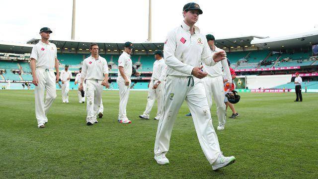 Can Steve Smith's men change their recent woes on the sub-continent? Image: Getty