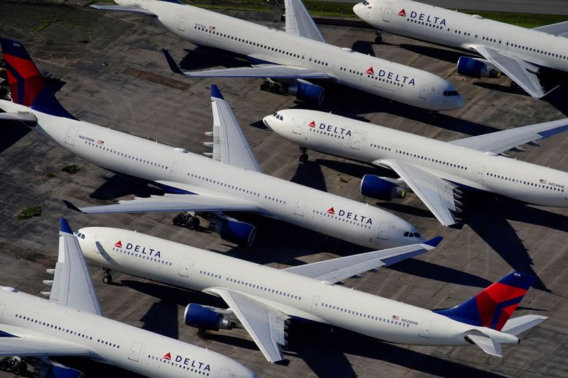 Delta's global growth drive stalled by Latin American bankruptcies