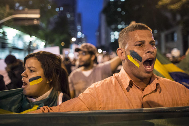 Brazil sets $23B hike for transit after protests