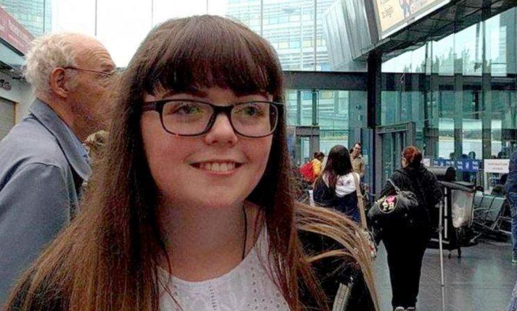 Georgina Callander has been named as the first victim of the attack