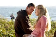"""<p>A Nicholas Sparks film adaptation starring Channing Tatum and Amanda Seyfried? Yeah, you know the tears are going to fall at some point. And that's before even knowing <em>what</em> the movie's plot is about. But once you find out that the story follows a solider named John and a college student as they fall in love, but then struggle while he's deployed to dangerous locations over the next seven years, you can only imagine how weepy you might get. They keep in touch via letters and barely ever see each other but their emotional connection is so strong.</p> <p><a href=""""https://www.netflix.com/title/70117302"""" rel=""""nofollow noopener"""" target=""""_blank"""" data-ylk=""""slk:Watch now on Netflix"""" class=""""link rapid-noclick-resp""""><em>Watch now on Netflix</em></a><em>.</em> </p>"""