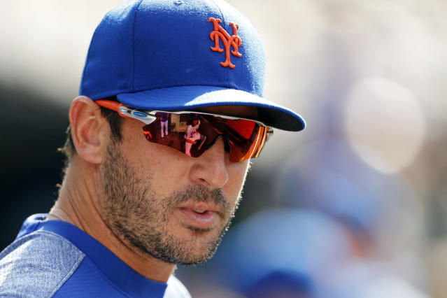 Matt Harvey will return to the Mets rotation this weekend in Houston. (AP)