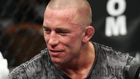 Dana White: Georges St-Pierre Wants to Fight for UFC Welterweight Title
