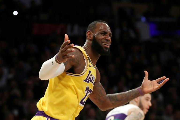 Los Angeles Lakers superstar LeBron James has a groin injury and will miss the Lakers next game against the last-place Golden State Warriors