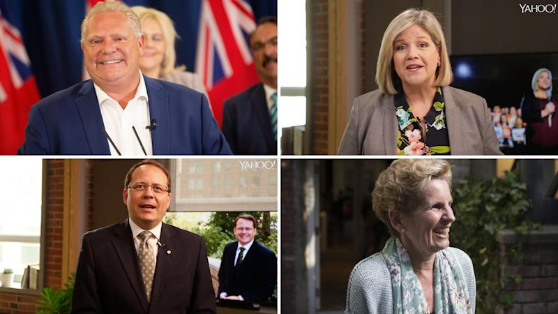 Ontario votes, as populist Doug Ford leads in opinion polls