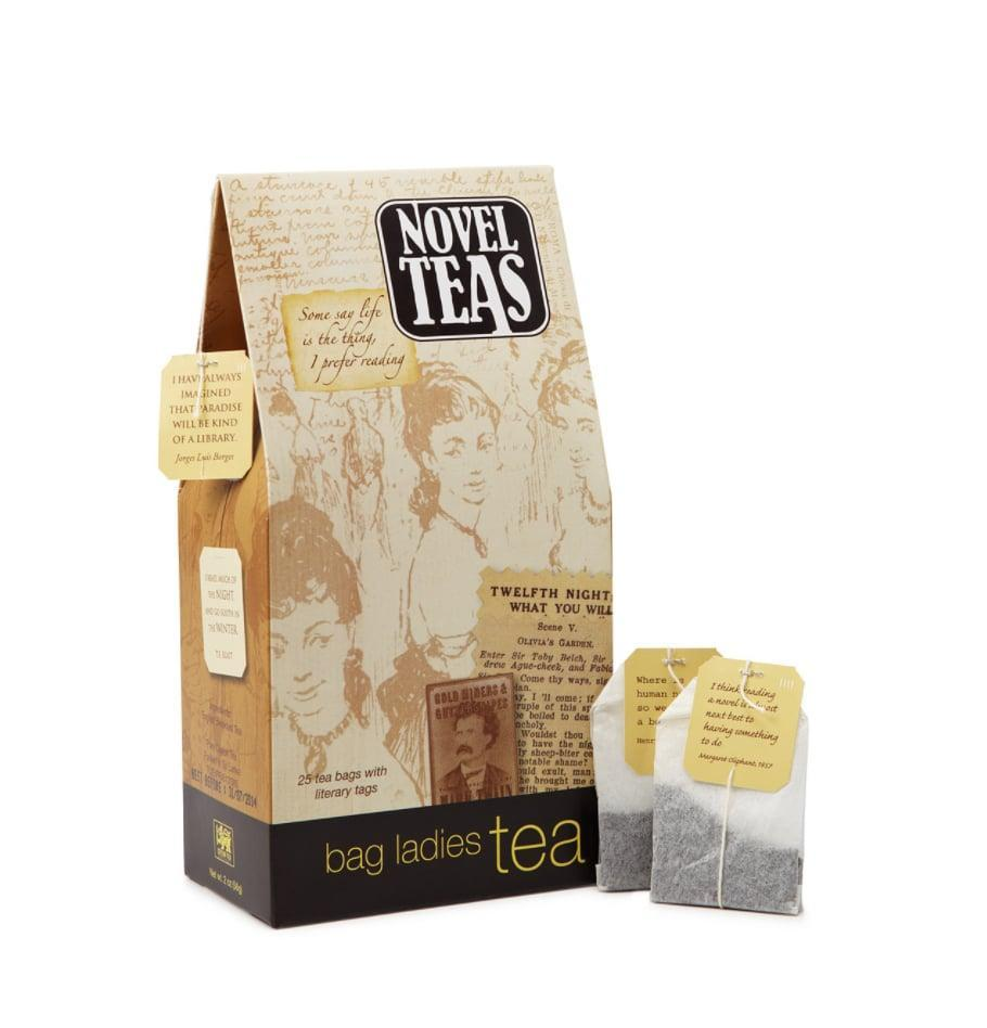 <p>I mean, how cute is this? The <span>Novel Teas With Literary Quotes</span> ($14) tea bags will go perfectly with your newest book.</p>