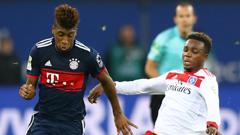 No assurance for Ghana-target Jung on Hamburg injury return