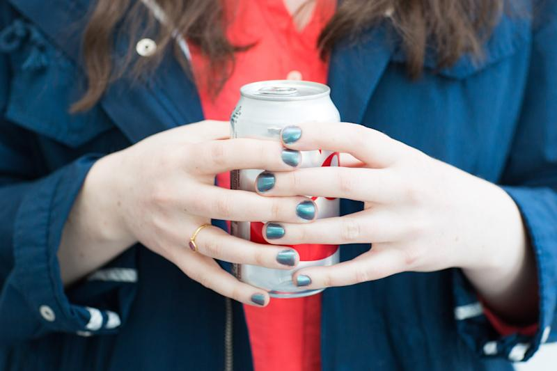 Painting your nails is therapeutic. No, really—I checked with doctors.
