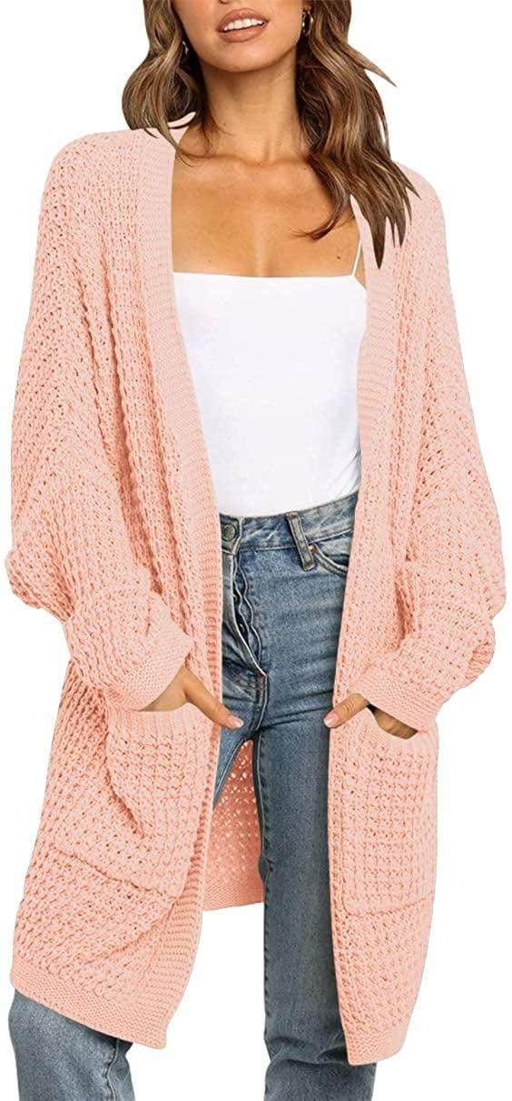 <p>Throw on this <span>Caracilia Open-Front Cardigan</span> ($25) over a tee.</p>