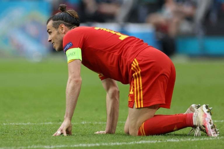 It was a bad night for Gareth Bale and Wales