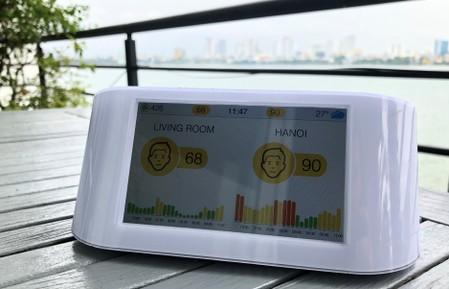 Air quality app back online in Vietnam after attacks over smog ranking