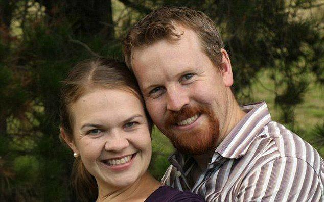 Sarah and Nick Jensen said they planned to divorce if same-sex marriage became law in Australia