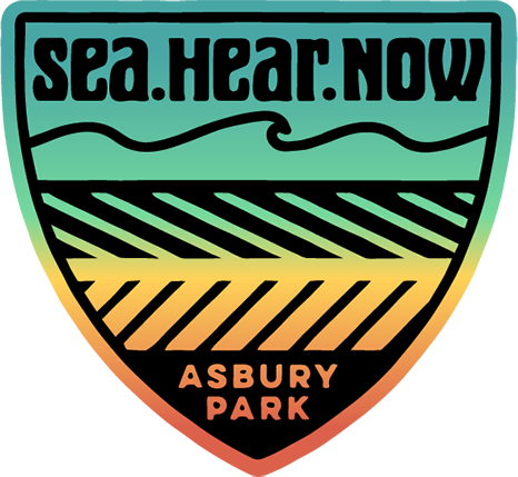 Sea.Hear.Now hits the beach in Asbury Park this weekend.