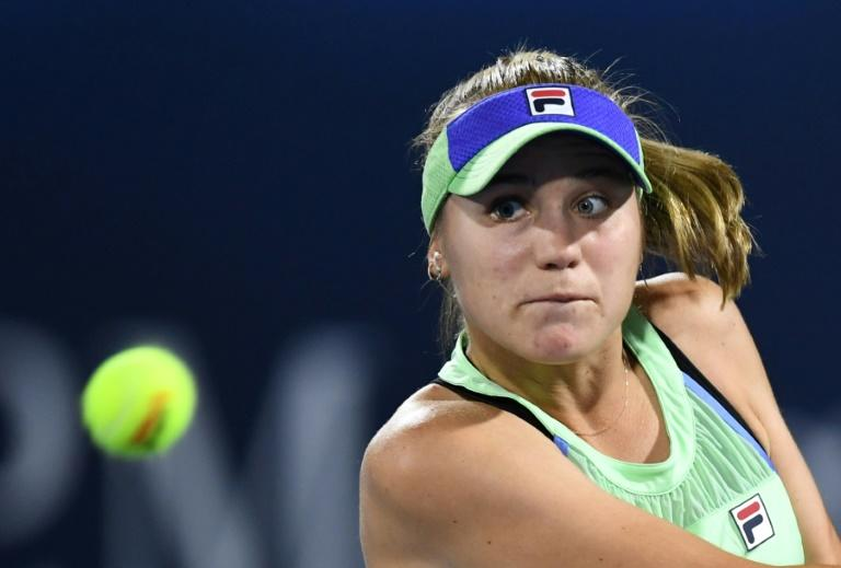 Australian Open chapion Sofia Kenin is the headliner of the Credit One Bank Invitational women's team event giving WTA players a chance to compete in the wake of the tour's coronavirus shutdown