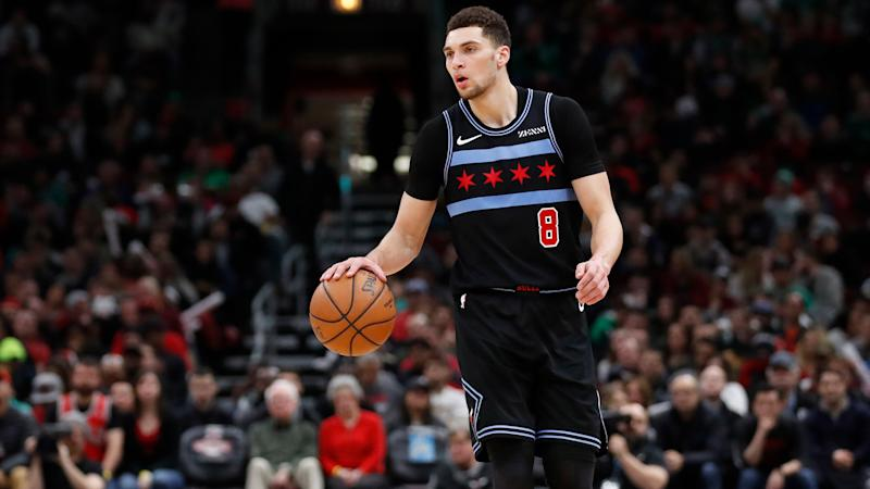 Zach LaVine, Lauri Markkanen trying to become dynamic duo for Bulls