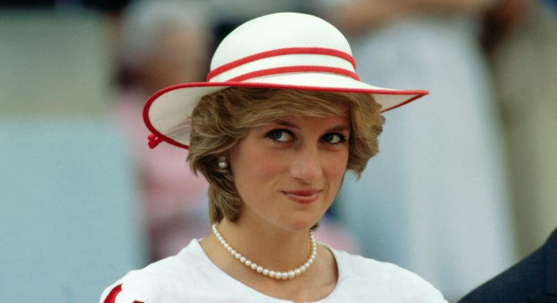Princess Diana once revealed that her favourite dish was a Ukrainian beetroot soup [Image: Getty]