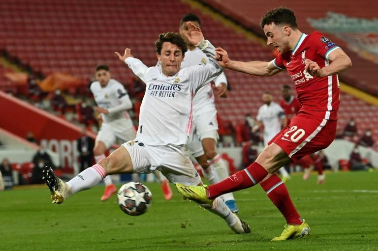 Liverpool and Real Madrid, seen here playing in the Champions League quarter-finals, are two of the teams involved
