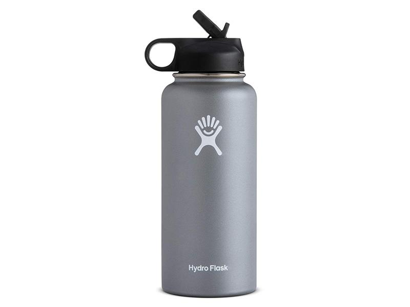 Hydro Flask 32. oz Wide Mouth Water Bottle. (Photo: Amazon)