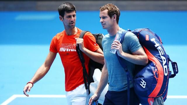 Novak Djokovic can empathise with Andy Murray, having endured his own struggles with injury in an illustrious career.