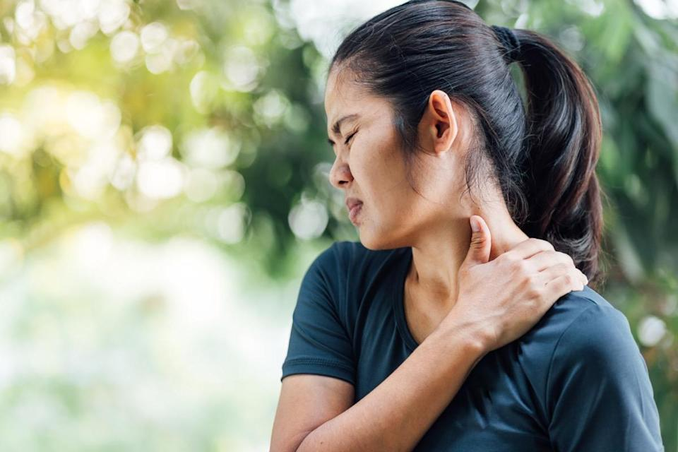 "When you have persistent pain with no real explanation—especially during the winter as opposed to in the summer—a vitamin D deficiency could be the culprit, no matter your age, according to 2003 research published in <a href=""https://www.mayoclinicproceedings.org/article/S0025-6196(11)62740-7/pdf"" rel=""nofollow noopener"" target=""_blank"" data-ylk=""slk:Mayo Clinic Proceedings"" class=""link rapid-noclick-resp""><em>Mayo Clinic Proceedings</em></a>."