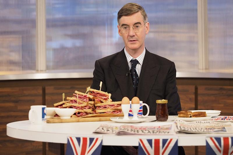 Jacob Rees-Mogg says he is opposed to abortion and gay marriage!
