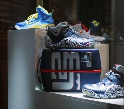 Brooklyn sneakerhead Chad Jones, otherwise known as Sneaker Galactus, is listing some of the rarest sneakers out there. The drop includes a portion of Jones' $500K collection ranging from Player Exclusives from the likes of Chris Paul, Ray Allen and Dl to pairs that have never seen the court from LeBron James and Mike Bibby.