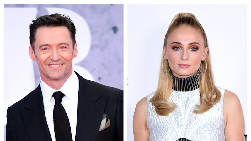 Hugh Jackman and Sophie Turner in all-star Princess Bride fan film