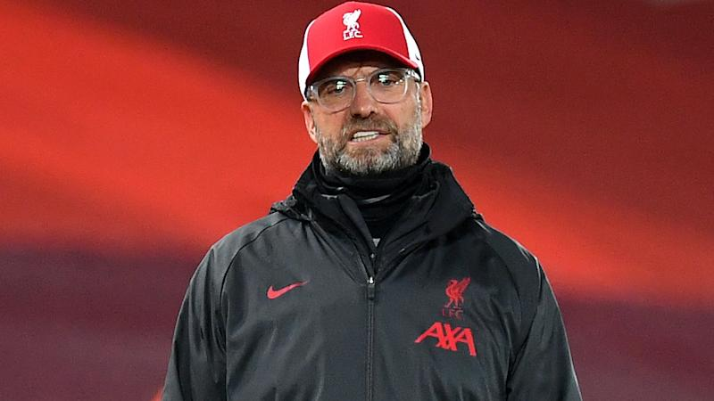 Jurgen Klopp says Liverpool 'have to improve' after win over Arsenal
