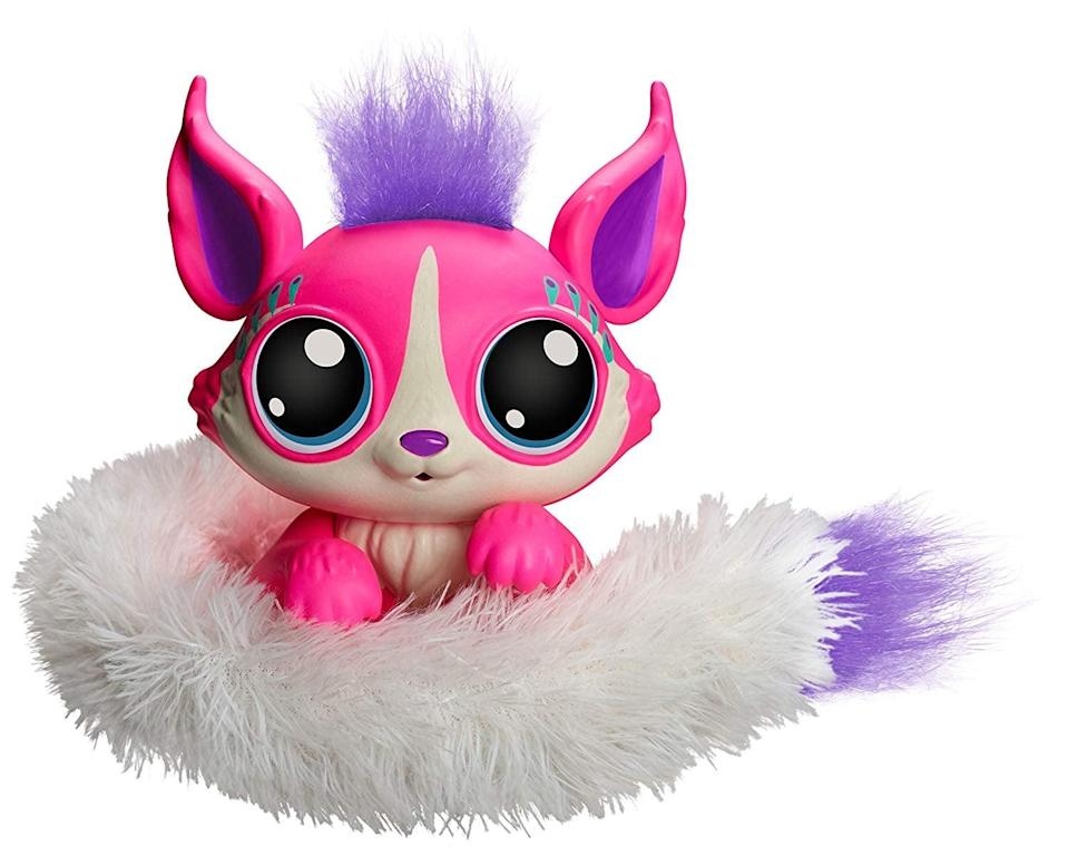 <p><span> Lil' Gleemerz </span> ($24) are interactive toys with fluffy tails and adorable, glowing eyes. If they love cuddly things, this is for you.</p>
