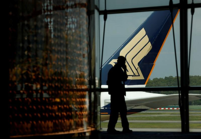 Singapore Airlines latest to get massive rescue amid coronavirus crisis