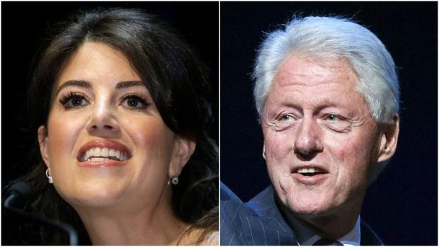 Monica Lewinsky reveals 'narratives of secrecy' in new Clinton Affair doc