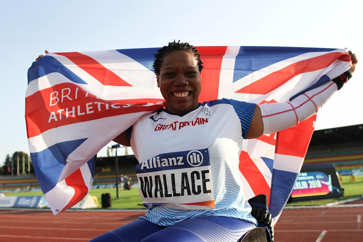 Wallace will leave Berlin with one European medal in her collection. Pic: Ben Booth Photography