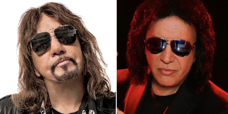 Ace Frehley Fires Back At Kiss Gene Simmons Youre Just An Ahole
