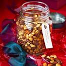 """<p>Package up these party nuts to make a thoughtful home-made gift.</p><p><strong>Recipe: <a href=""""https://www.goodhousekeeping.com/uk/food/recipes/spiced-party-nuts?click=main_sr"""" rel=""""nofollow noopener"""" target=""""_blank"""" data-ylk=""""slk:Spiced party nuts"""" class=""""link rapid-noclick-resp"""">Spiced party nuts</a></strong><br></p><p><br><br></p>"""