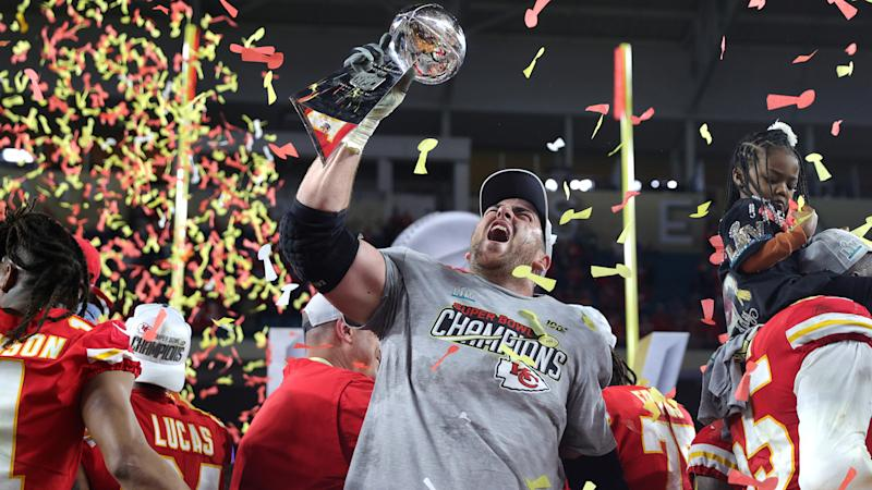 Chiefs lineman Laurent Duvernay-Tardif, M.D., opts out of NFL season