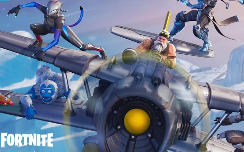 Fortnite Season 7 will features planes for the first time