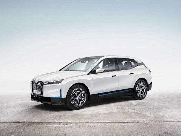 PHOTO: The BMW iX SAV (Sports Activity Vehicle) is expected to arrive in the U.S. in early 2022. (BMW)