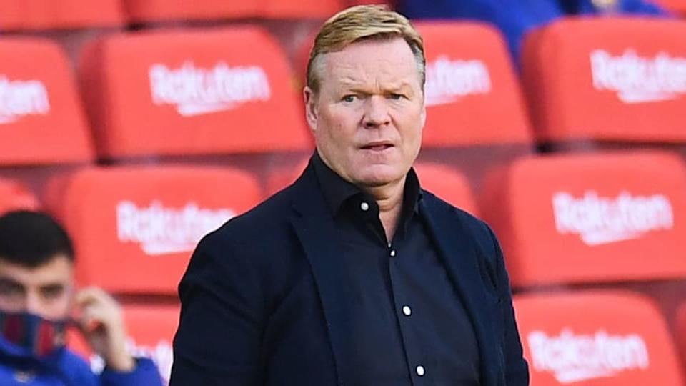 Koeman | David Ramos/Getty Images