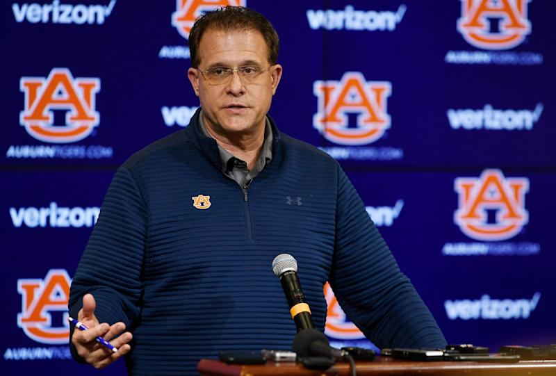Auburn Coaches Players Help Provide Relief After