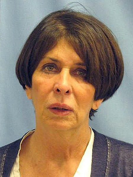 This photo released Saturday, May 19, 2013, by Pulaski County Sheriff's Department, shows Arkansas Treasurer Martha Shoffner. She has been arrested by the Federal Bureau of Investigation and is being held in Pulaski County Jail. Shoffner, a Democrat serving her second term in office, has faced question over the past year about the way her office has handled state investments. (AP Photo/Pulaski County Sheriff's Department)