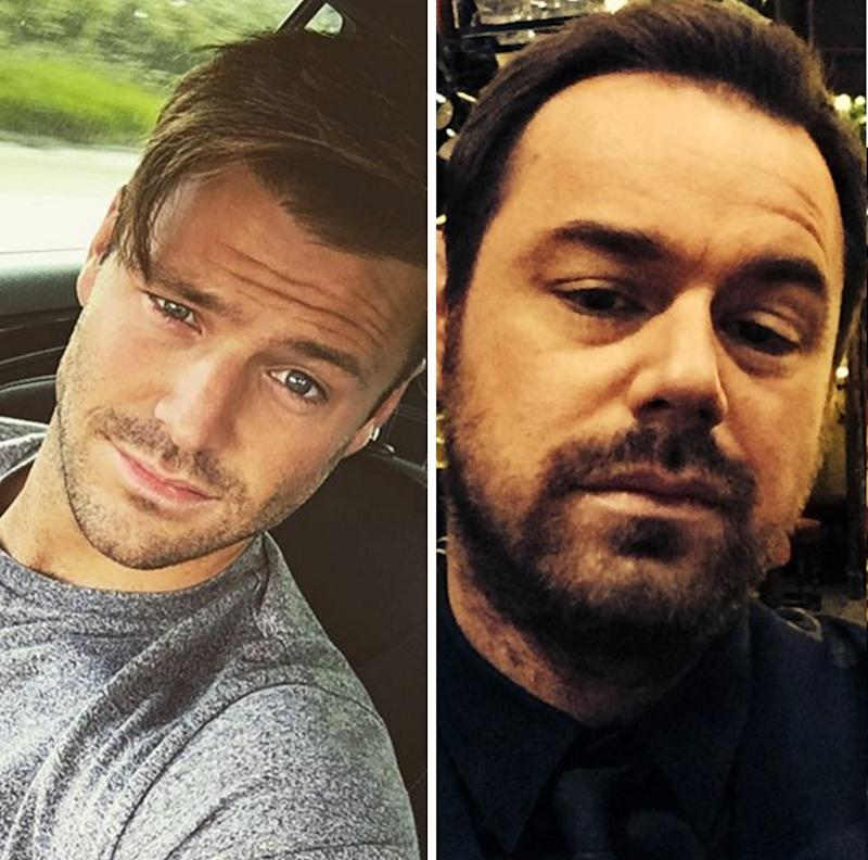 Viral News Danny: Danny Dyer And Mark Wright: What Started Their Feud?