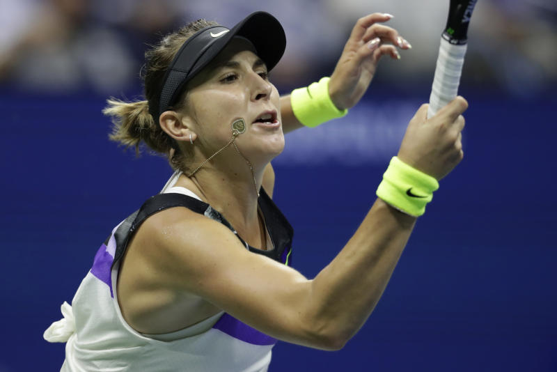 Bencic reaches Moscow final, qualifies for WTA Finals