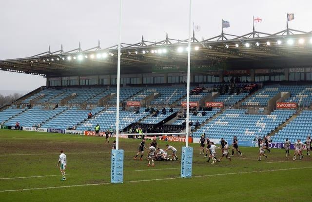 A number of changes are underway at Sandy Park