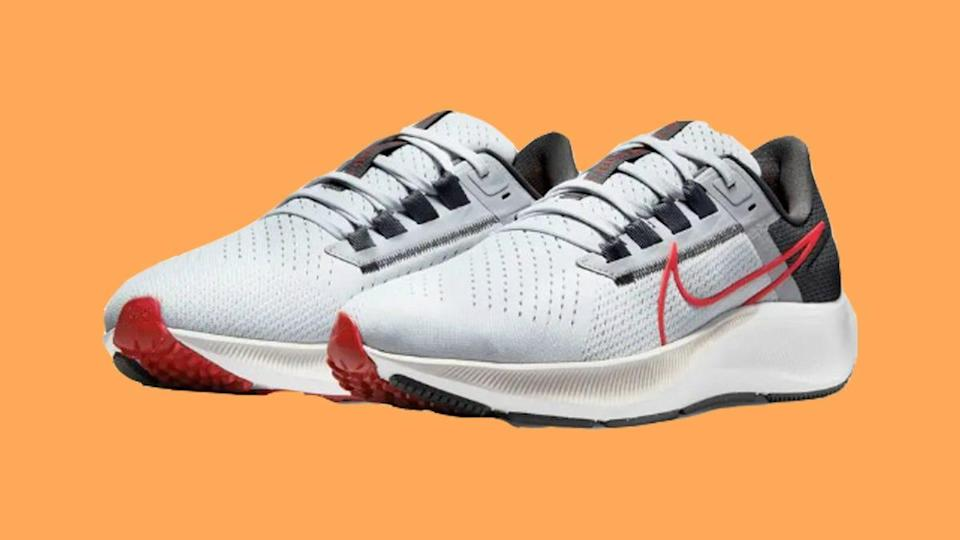 Customers love these Nike Air Zoom shoes for having nice cushioning and a sturdy design.