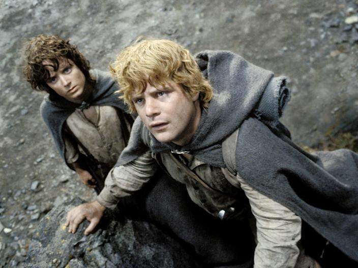 return of the king lord of the rings