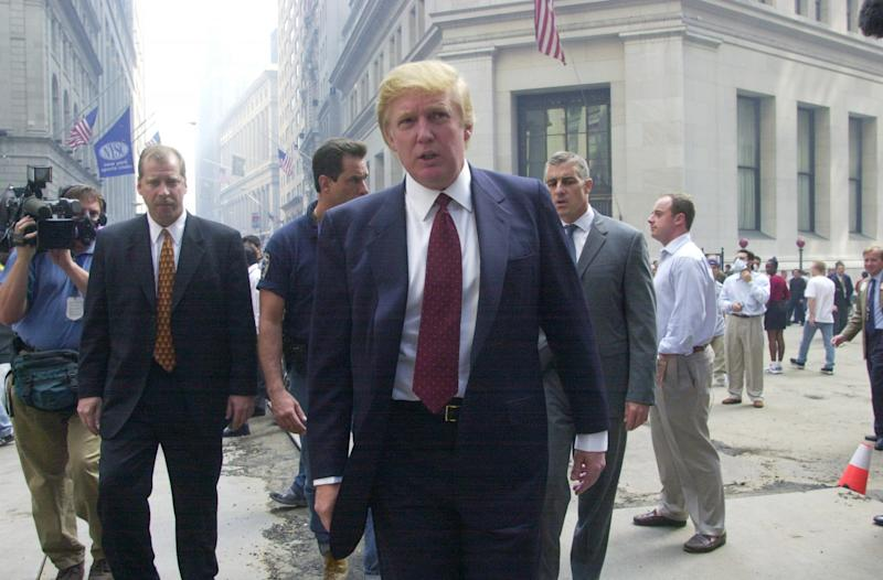 Donald Trump S 9 11 Story And Its Influence On His