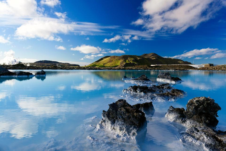 Head to the Blue Lagoon on Iceland Air's latest deal.