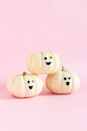 """<p>Because """"spooky"""" isn't your only option when it comes to Halloween décor. Instead, make one of these cheery ghost pumpkins. It's practically impossible not to smile at them as you walk by.</p><p><strong>Get the tutorial at <a href=""""https://thecraftedlife.com/10-minutes-or-less-diy-happy-pumpkins/"""" rel=""""nofollow noopener"""" target=""""_blank"""" data-ylk=""""slk:The Crafted Life"""" class=""""link rapid-noclick-resp"""">The Crafted Life</a>.</strong></p><p><strong><strong><strong><strong><strong><strong><strong><strong><strong><strong><strong><strong><strong><strong><a class=""""link rapid-noclick-resp"""" href=""""https://go.redirectingat.com?id=74968X1596630&url=https%3A%2F%2Fwww.walmart.com%2Fsearch%2F%3Fquery%3Dsponge%2Bbrushes&sref=https%3A%2F%2Fwww.thepioneerwoman.com%2Fhome-lifestyle%2Fdecorating-ideas%2Fg36664123%2Fwhite-pumpkin-decor-ideas%2F"""" rel=""""nofollow noopener"""" target=""""_blank"""" data-ylk=""""slk:SHOP SPONGE BRUSHES"""">SHOP SPONGE BRUSHES</a></strong></strong></strong></strong></strong></strong></strong></strong></strong></strong></strong></strong></strong><br></strong></p>"""