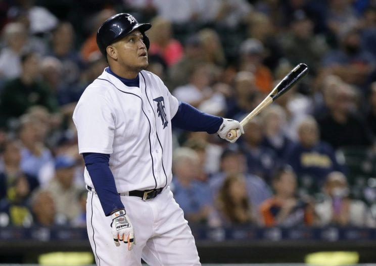 Are the Tigers really considering dealing Miguel Cabrera? (Getty Images/Duane Burleson)